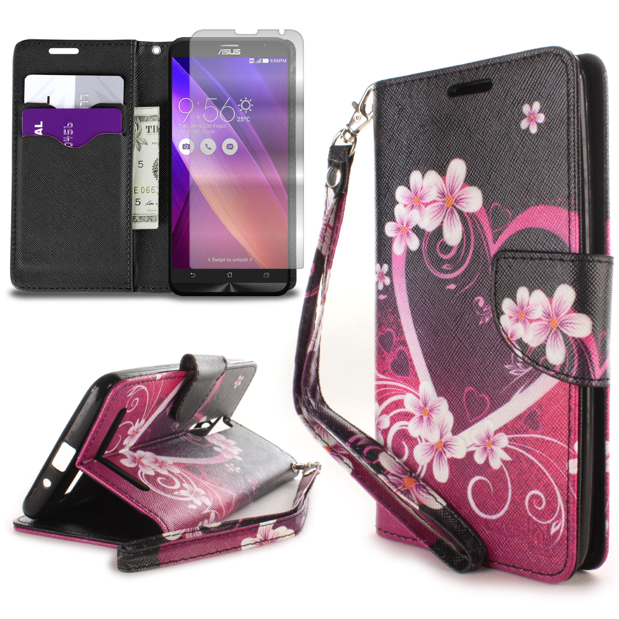 newest 57828 95956 Details about for Asus Zenfone 2 5.5