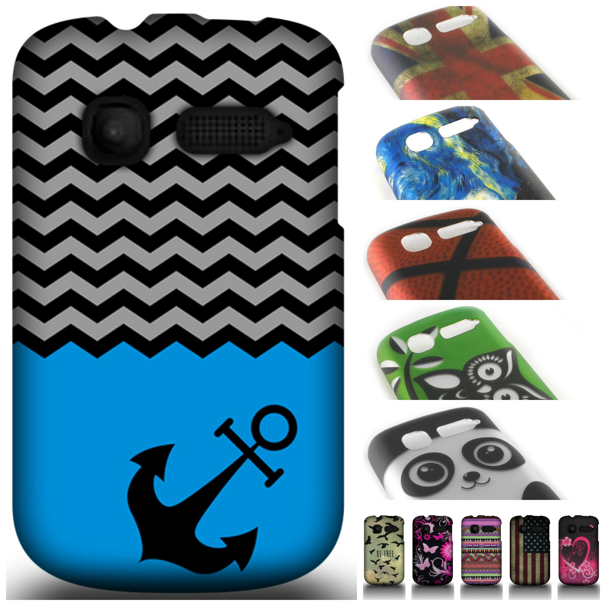 For ALCATEL One Touch Pop C1 Case Hard Slim Design Phone Back Cover