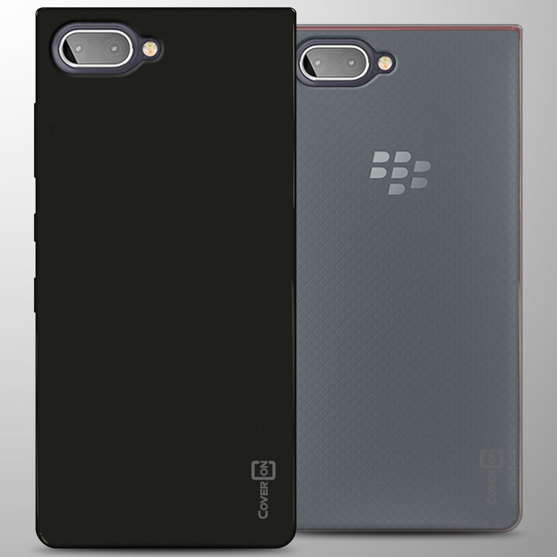 pretty nice ddf43 d07de For Blackberry KEY2 LE / Lite Case Slim Fit Flexible TPU Rubber Gel ...