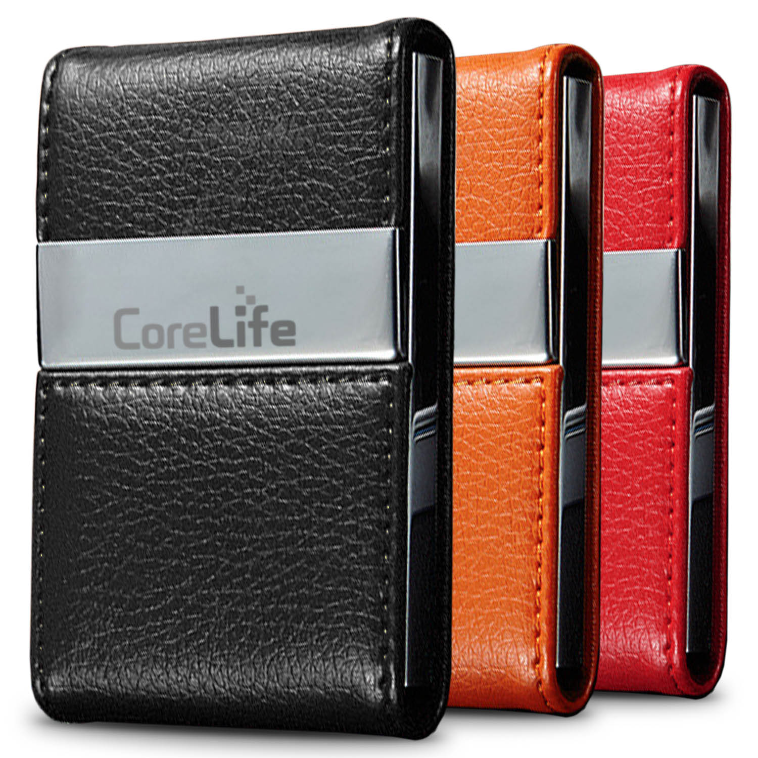 Corelife Business Card Holder