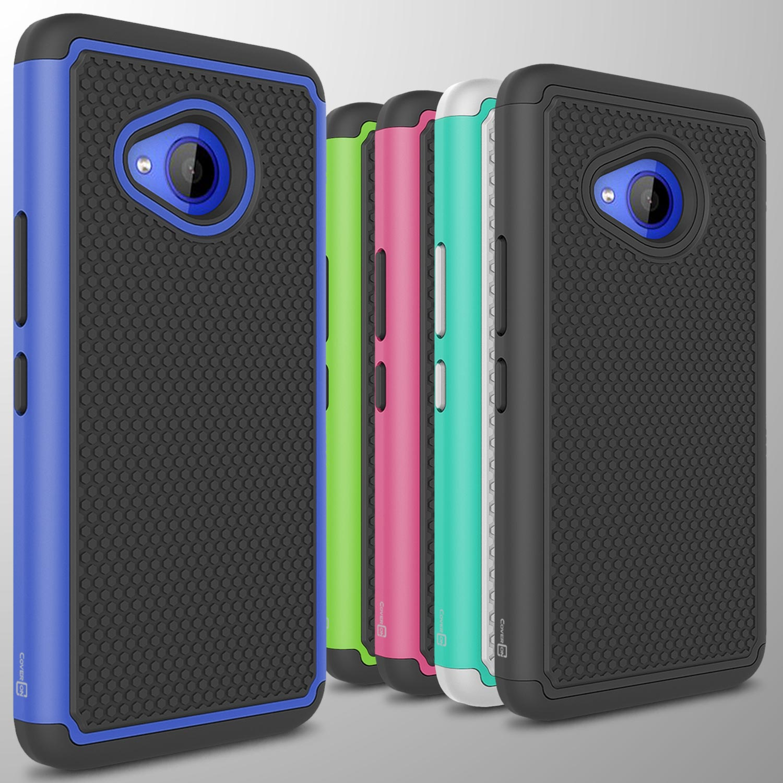 save off 2ea51 b5795 For HTC U11 Life Case Tough Protective Hard Hybrid Phone Cover | eBay