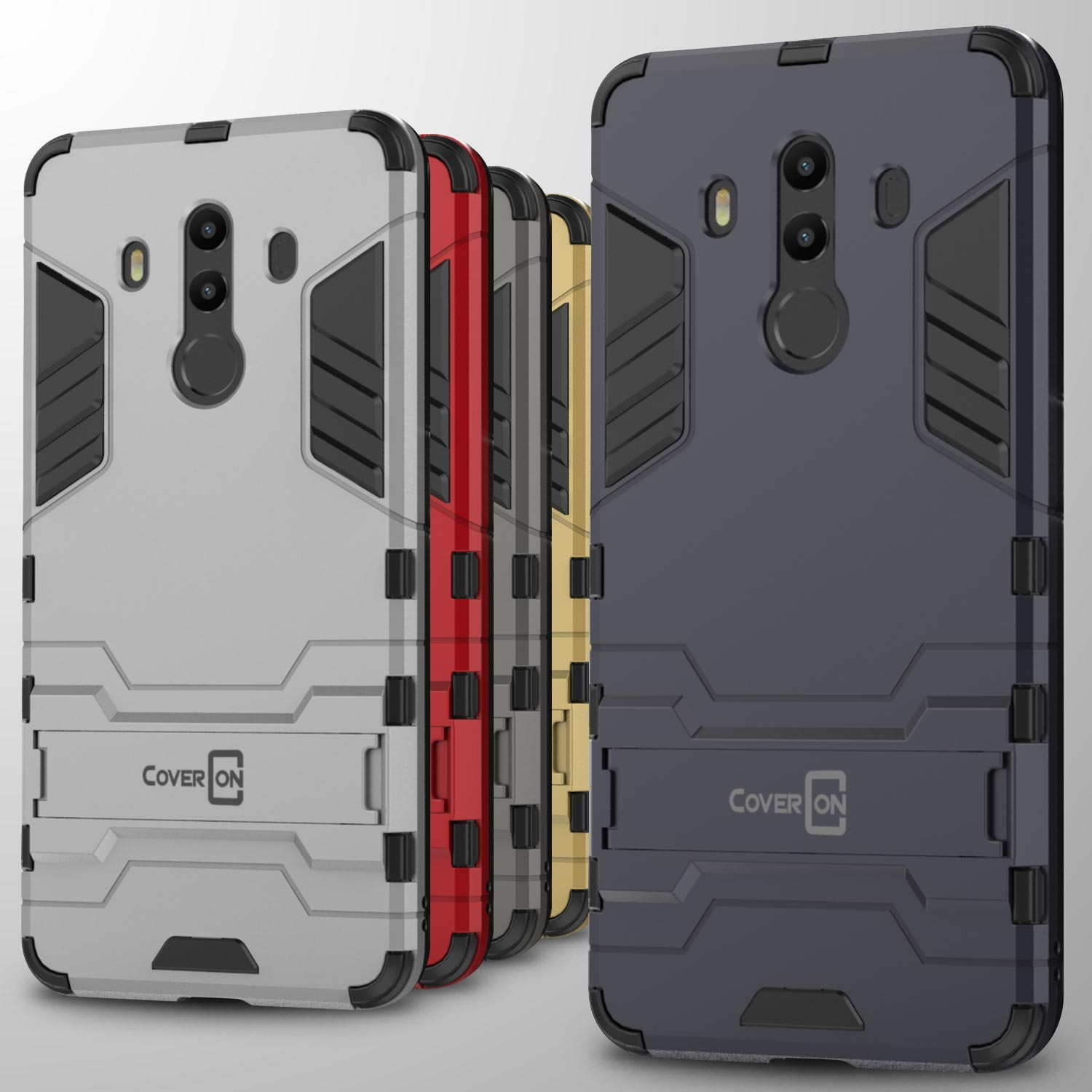 For Huawei Mate 10 Pro Case Hard Kickstand Protective