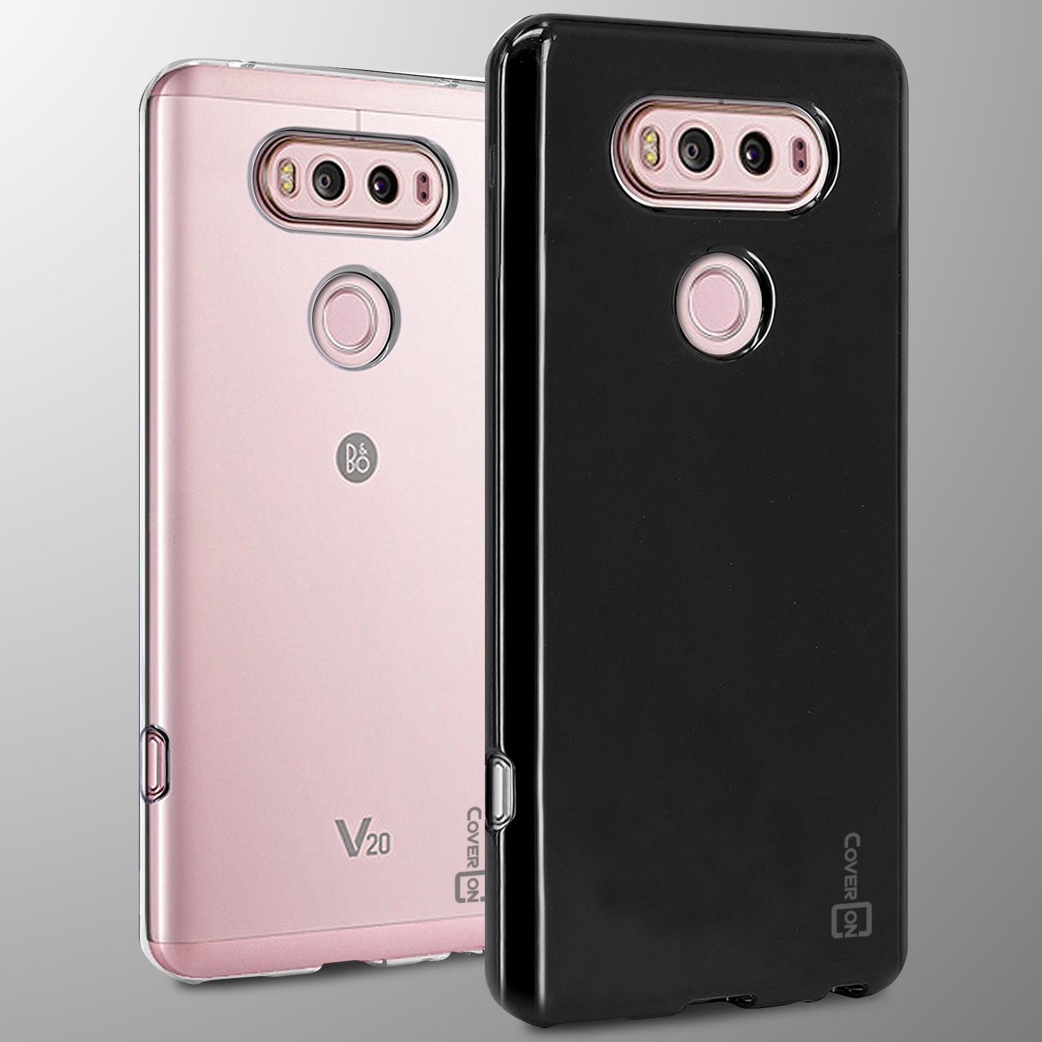 premium selection b8b7e c2c7b Details about For LG V20 Case TPU Flexible Slim Lightweight Phone Cover