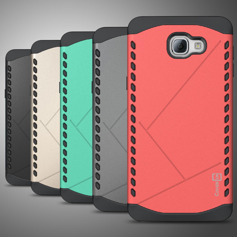 Slim Hybrid Armor Tough Rugged Phone