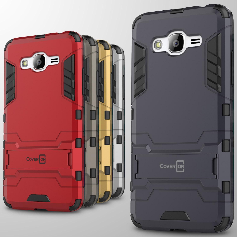 For Samsung Galaxy Grand Prime Plus J2 Prime Case Kickstand Protective Cover