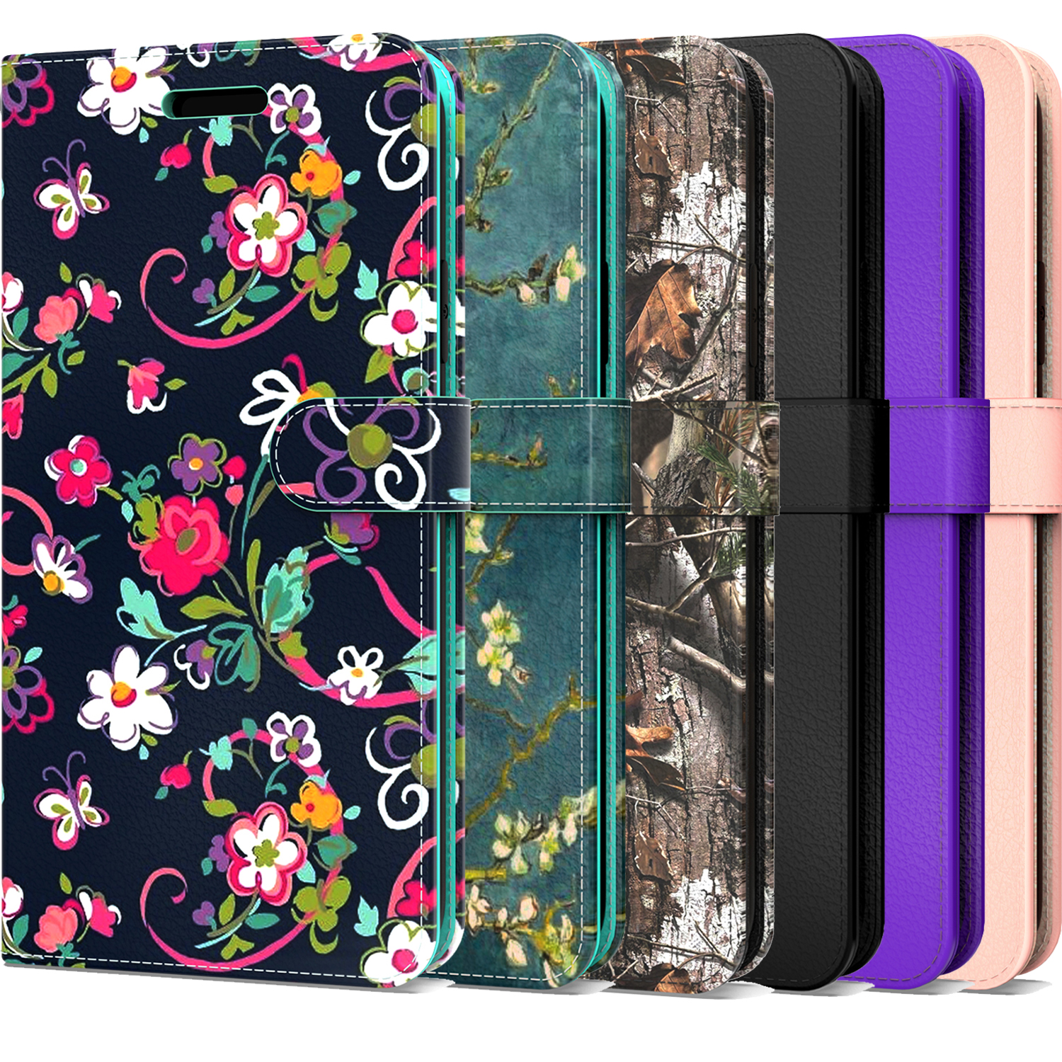 For Samsung Galaxy S20 FE 5G\/Fan Edition\/S20 Lite Wallet Case Phone Pouch Cover  eBay