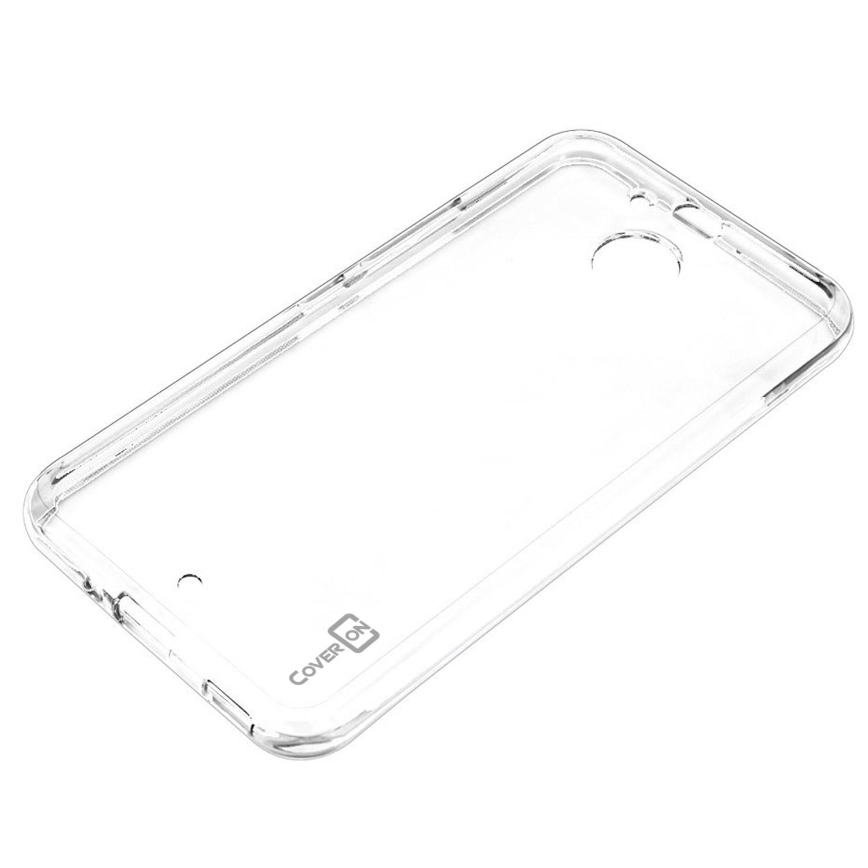 For HTC Bolt / 10 Evo Case TPU Flexible Slim Lightweight