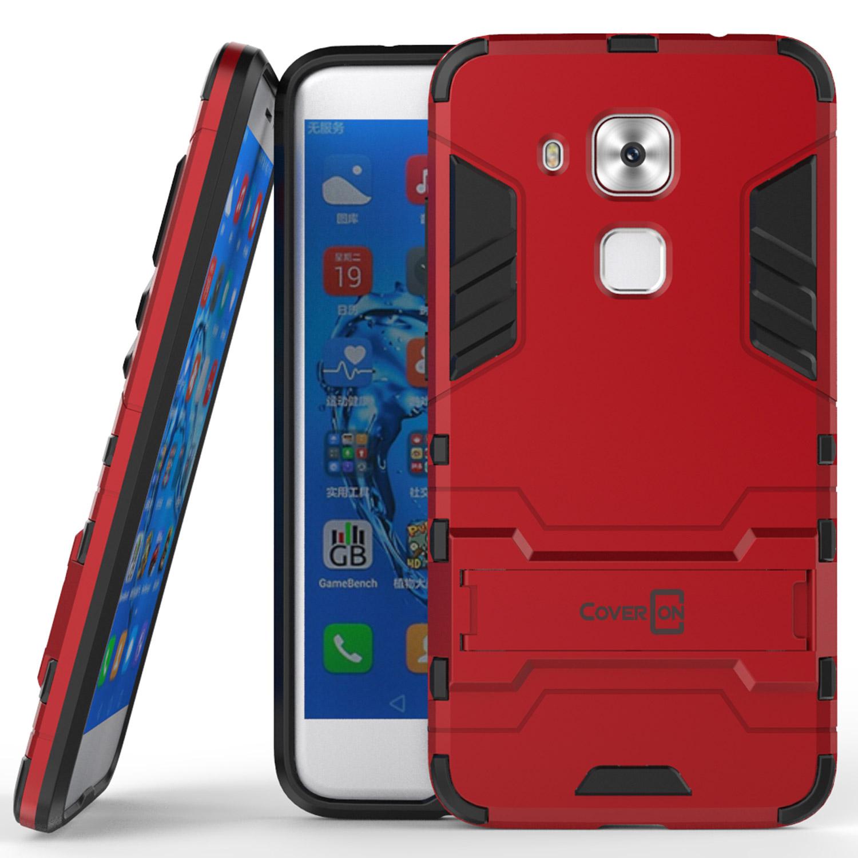 For Huawei Nova Plus Case Hard Kickstand Protective Phone Cover | eBay