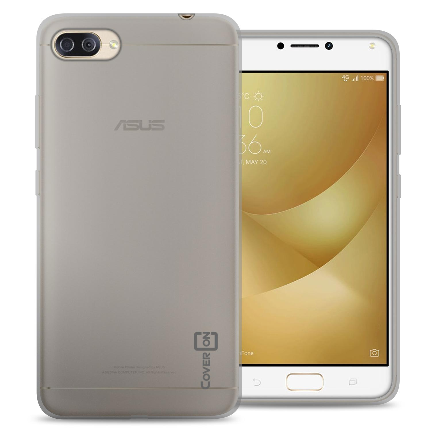 size 40 369ba 4bcc9 Details about Clear Case For Asus Zenfone 4 Max 5.5