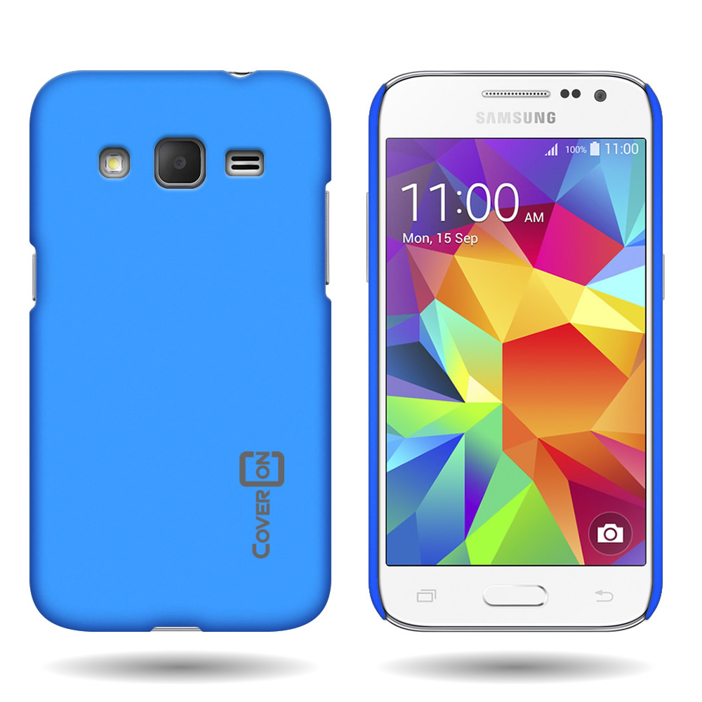 huge discount b0651 80685 Slim Hard Matte Back Cover Skin Case for Samsung Galaxy Prevail LTE ...